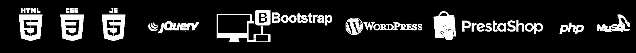 web design logos