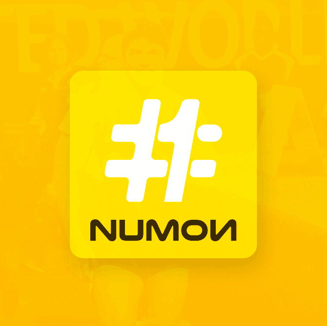 NUMON #1 - Sports Equipment LOGO