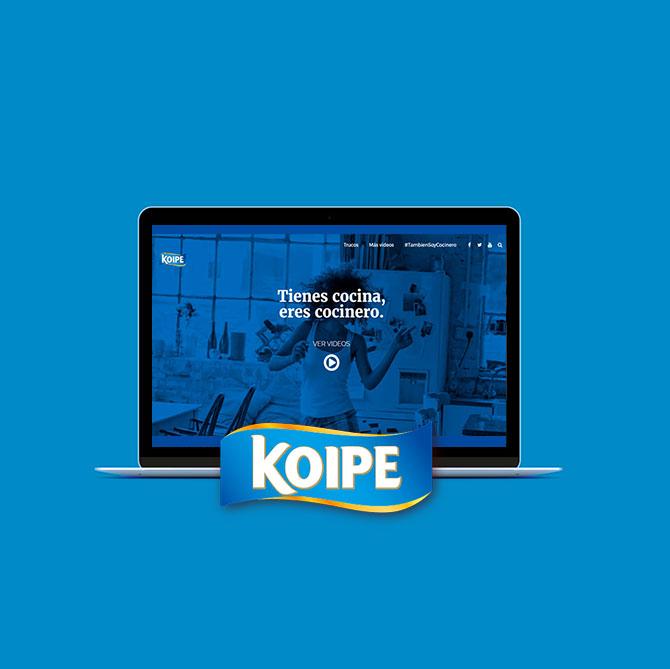 koipesol web by Eduardo Morales